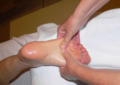 Reflexology and Indian Head Massage