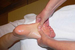 Reflexology and Indian Head Massage