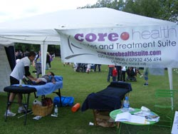 Crouc End Event Massage