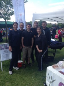Corehealth Team at Crouch End 10k