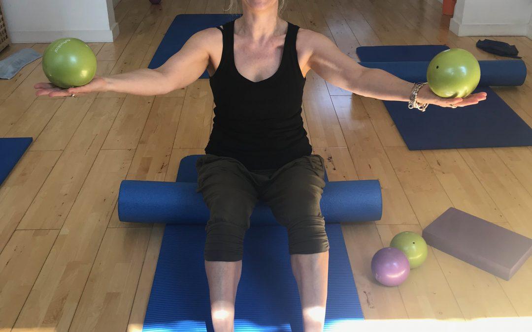 Advanced Pilates Class Video